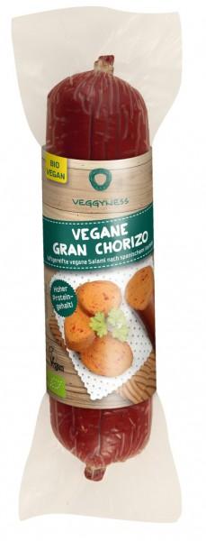 Veggyness Vegane Gran Chorizo VPE