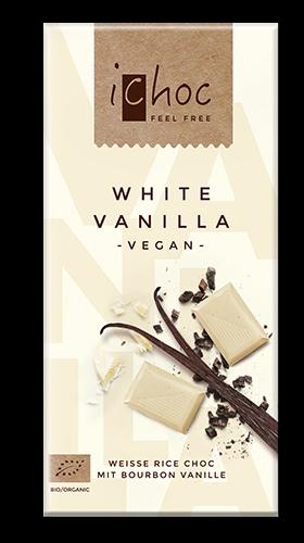iChoc White Vanilla BIO VPE
