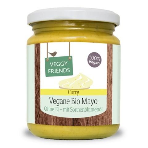 Vegane BIO Curry Mayonnaise VPE