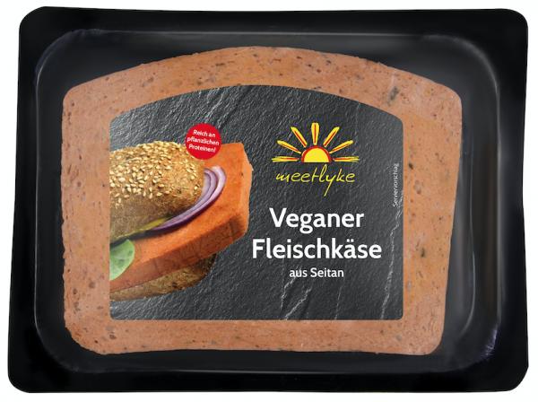 meetlyke Veganer Fleischkäse VPE