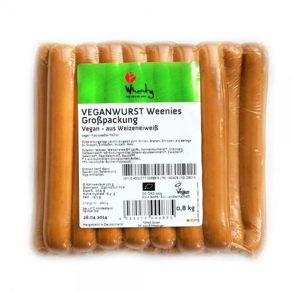 Topas Weenies 0,8 kg
