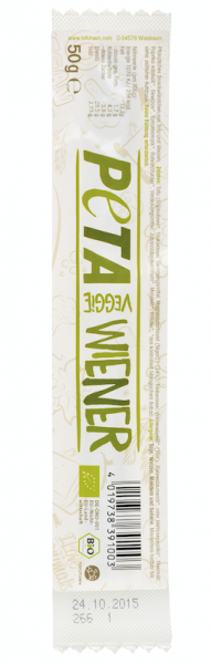 PeTa Veggie Wiener BIO VPE