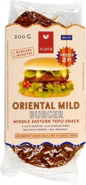 Viana BIO Oriental Burger VPE