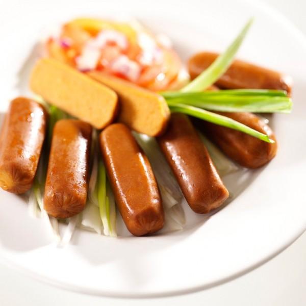 Wheaty Veganwurst Winzi-Weenies BIO VPE