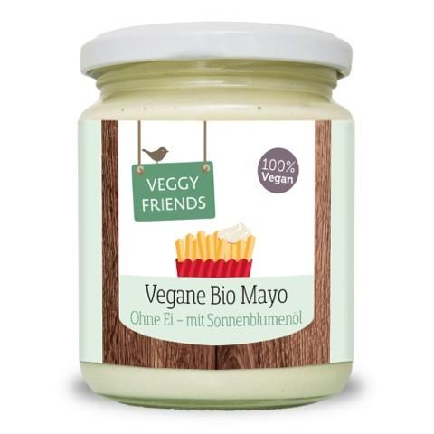 Veggy Friends Vegane BIO Mayonnaise VPE