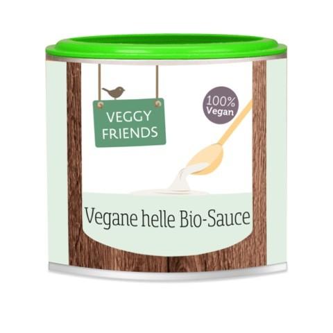 Vegane helle BIO Sauce VPE