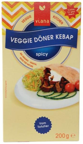 Viana vegetarischer Döner Kebap BIO VPE