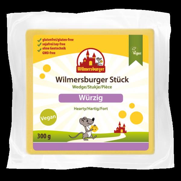 Wilmersburger 300g STÜCK Würzig VPE
