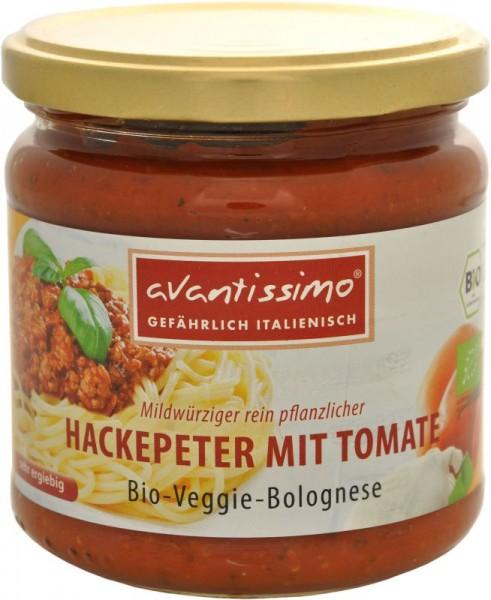 Avantissimo BIO Veggie Bolognese Hackepeter VPE
