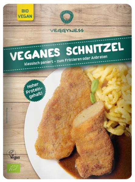 Veggyness Veganes BIO Schnitzel VPE