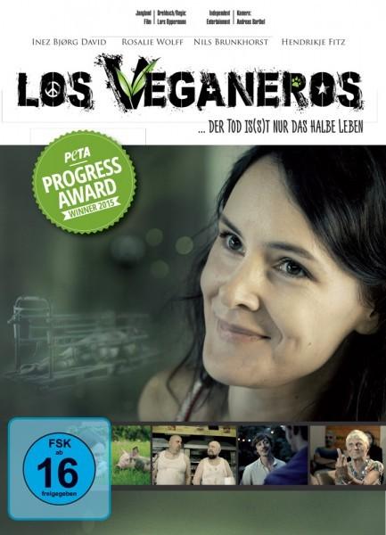 DVD Kinofilm Los Veganeros