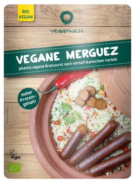Veggyness Vegane BIO Merguez VPE