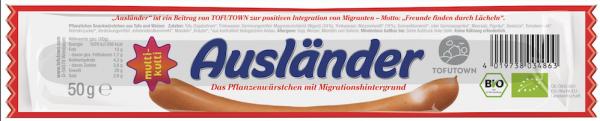 Viana BIO Picknicker und Ausländer 2X30er VPE