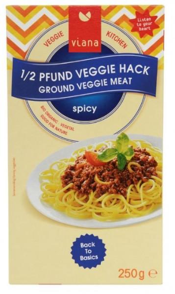 Viana 1/2 Pfund Veggie Hack VPE