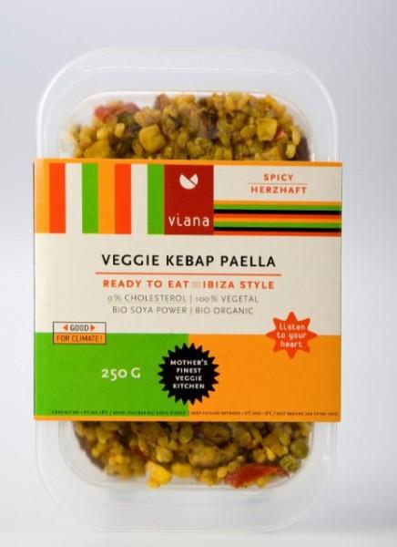 Viana BIO Veggie Kebap Paelle VPE